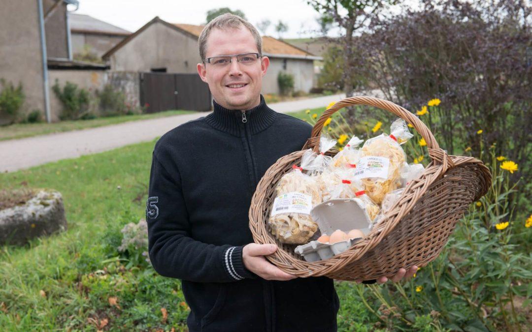 Des pâtes artisanales à Sarreguemines